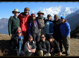 March 2014 Nepali Eco-Trek